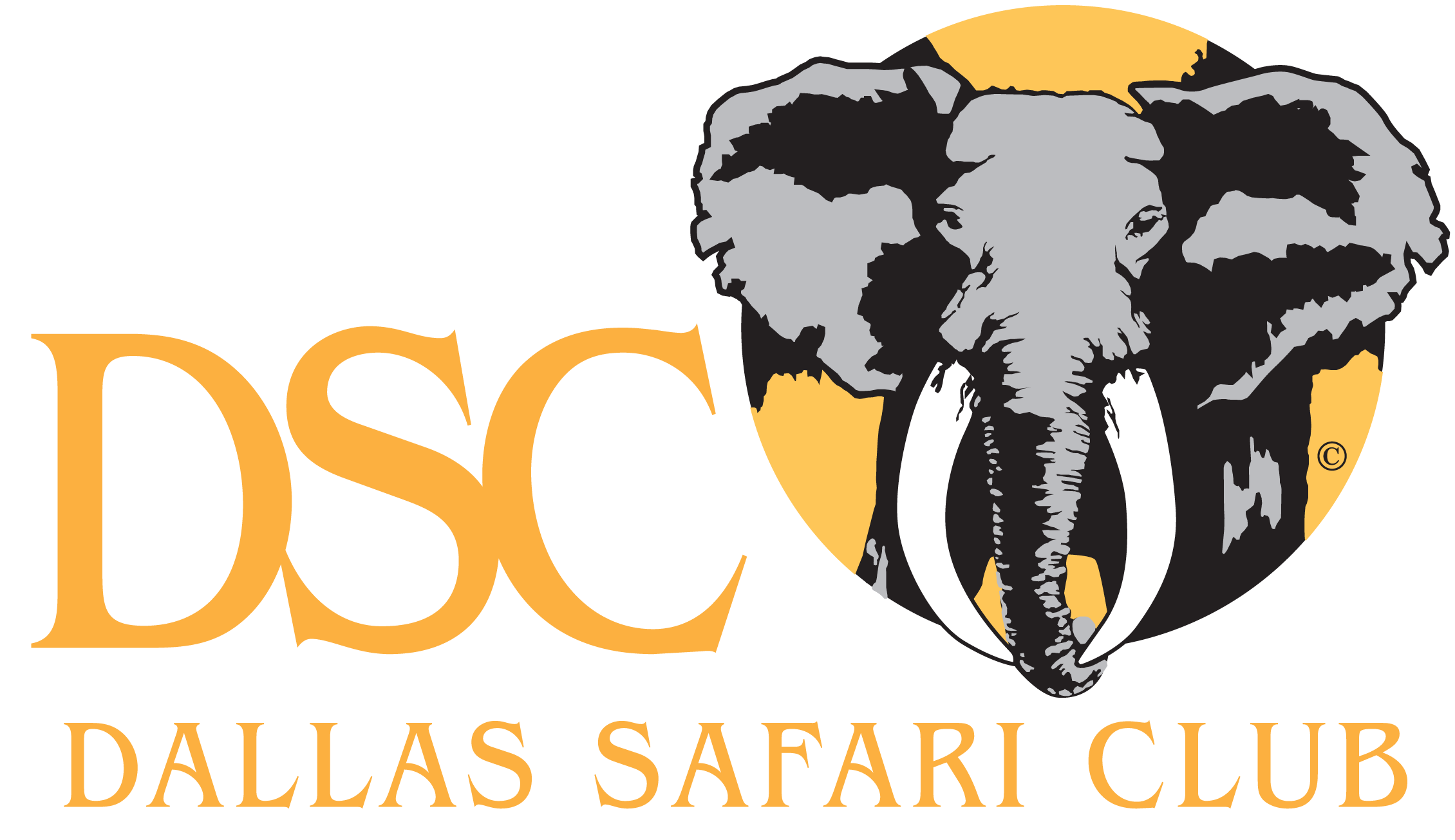 Dallas Safari Club logo